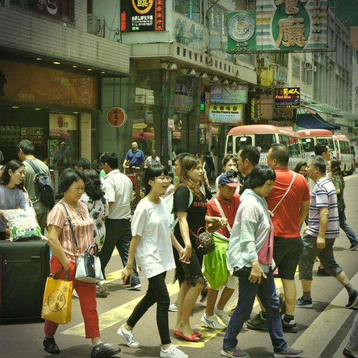 <br> ▲反送中抗爭重創香港旅遊業。(圖/ Chromatograph on Unsplash)