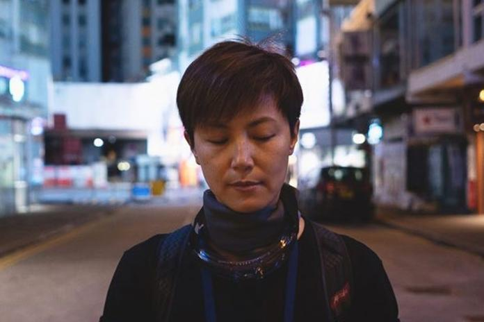 香港藝人何韻詩。(圖/翻攝何韻詩臉書)