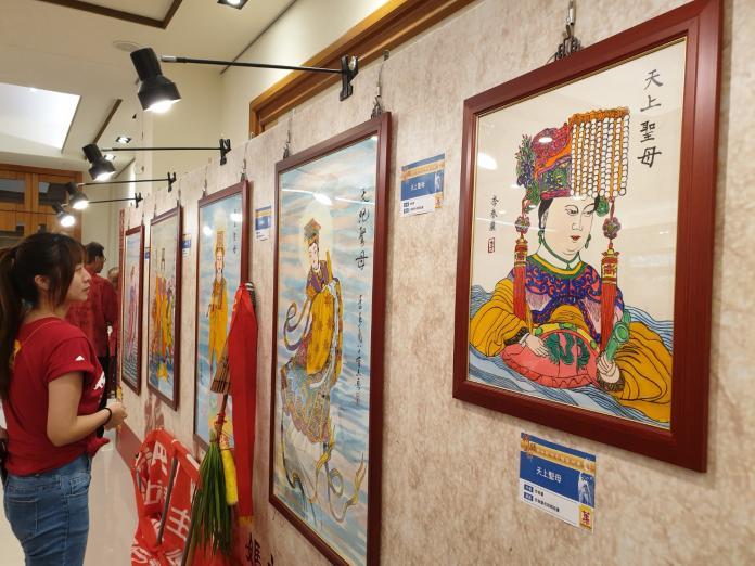 2019華嚴萬神博覽會   與媽祖信仰藝術展同步登場