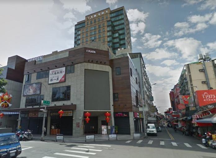 ▲一中街商圈。(圖/翻攝自google