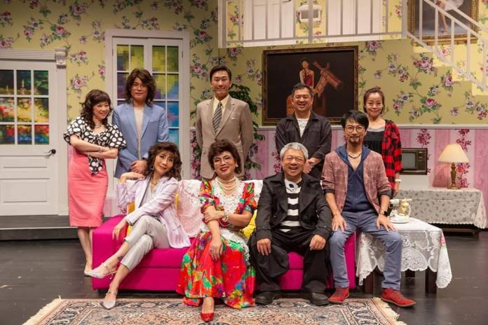 <br> ▲《大家安靜30》由同樣的一群演員事隔三十年重聚。(圖/春河劇團提供)
