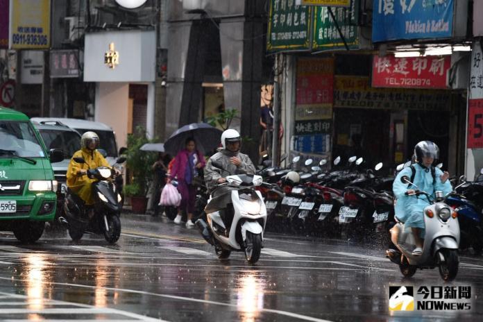 不斷更新/米塔中颱暴襲 周二北北基桃正常上班上課