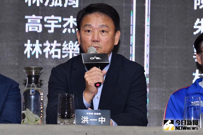 12強/李振昌、詹子賢確定辭退 洪總:需有專任教練