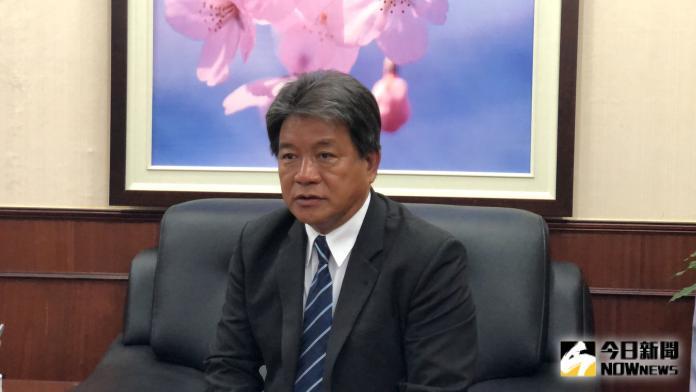 郭信良表示,雖然遲了些,但市長還是來了,有感受到市長的誠意。