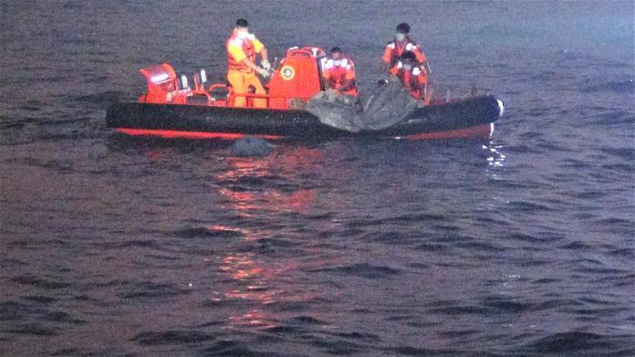 澎湖海域夜不平靜 晚間接連發生2起意外