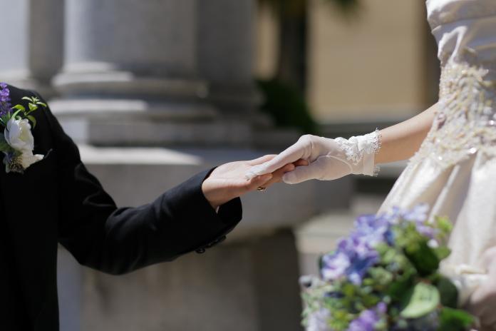 <br> ▲結婚是不少人的心願。(圖/取自 PhotoAC )