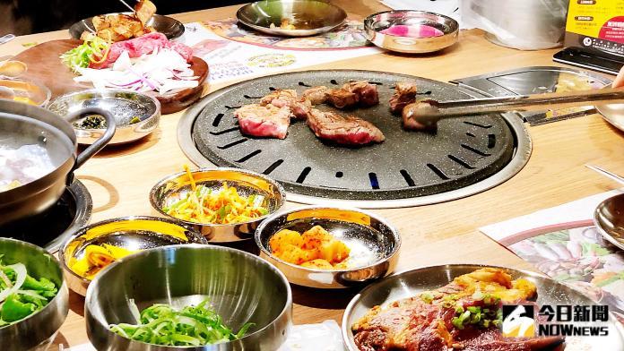 日本拉麵、韓國烤肉 異國料理搶攻百貨美食大餅