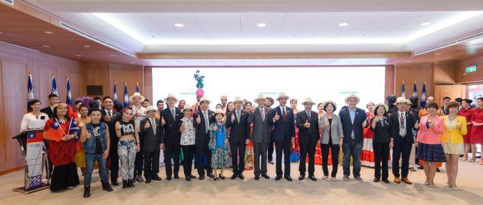國慶籌備委員會記者會