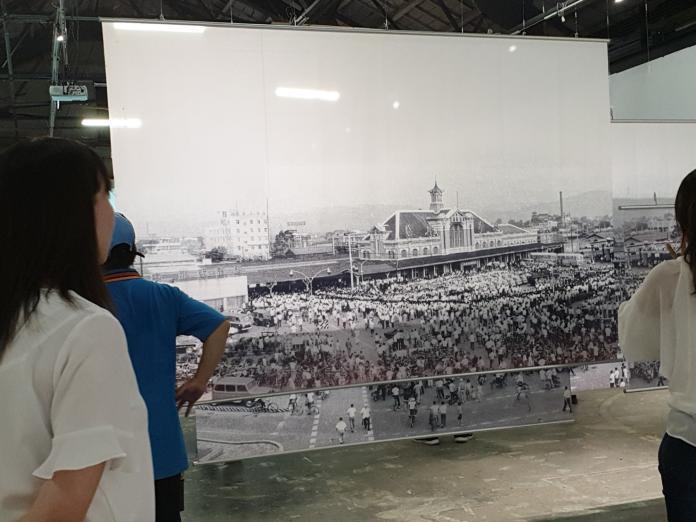 台中20號倉庫推動「保溫活動」    首檔舉辦余如季攝影展
