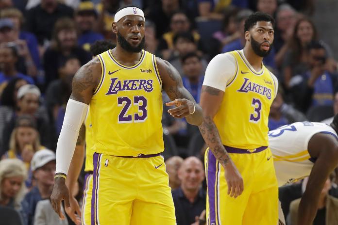 NBA/湖人3名大將都有傷在身 對爵士出戰成疑