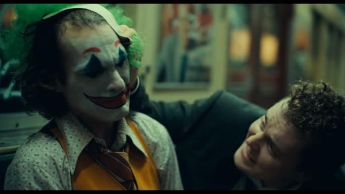 ▲《小丑》剛上映就紛擾不斷。(圖/劇照)