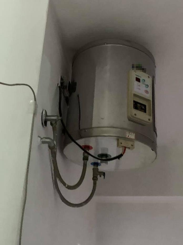 ▲電熱水器是相當耗電的家電。(圖/翻攝爆廢公社公開板)