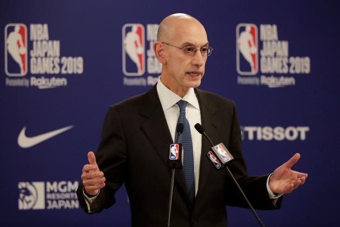 NBA/復賽該怎麼打?聯盟主席:喬丹的意見幫了大忙