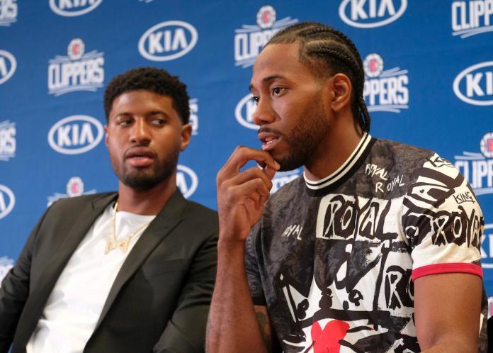 NBA/<b>可愛</b>用中指賞火鍋 喬治:手是不是還在長