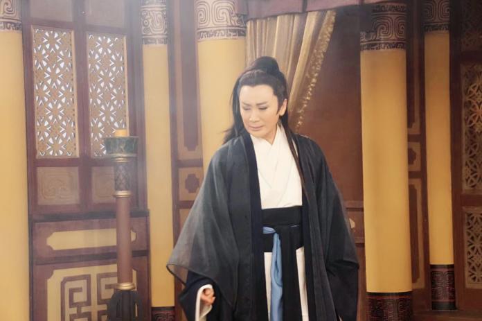 <br> ▲陳亞蘭魂魄回歸入夢葉麗娜,哭慘地方媽媽。(圖 / 麗生百合提供)