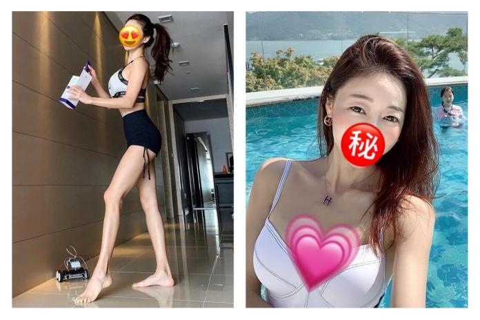 逆天凍齡!43歲辣媽擁「<b>電臀</b>大白腿」 全靠一招返老還童
