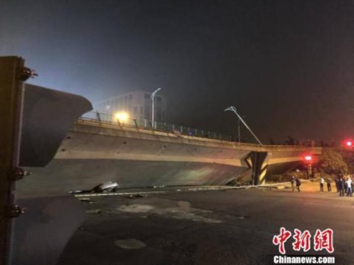 斷橋事故看出兩岸差異 黃國昌:別讓靈魂和敵人一樣墮落
