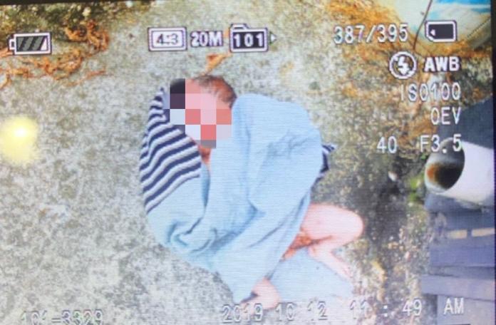 國慶寶寶遭棄置「螞蟻爬上身」 臍帶未脫落皮膚多處刮傷