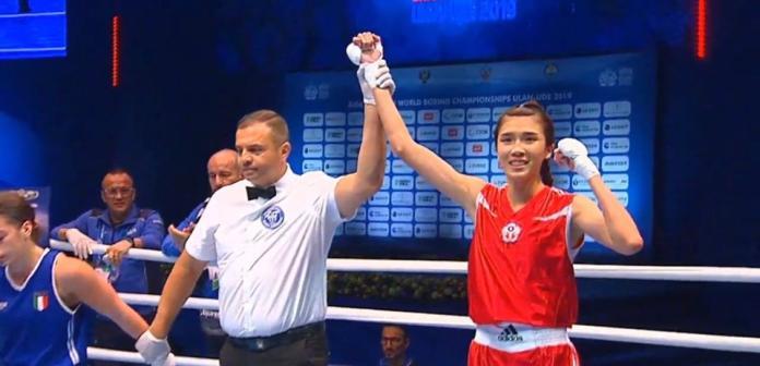 奧運/黃筱雯晉級四強 確定將奪台灣拳擊史上第一面獎牌