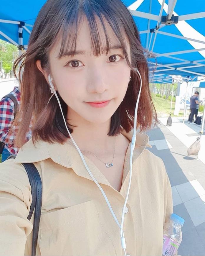 ▲韓國來台網紅企鵝妹「Jinny」。(圖/翻攝自