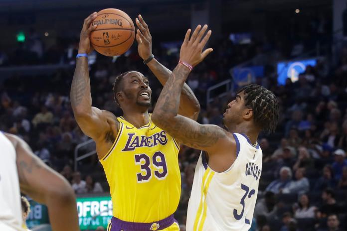 NBA/年輕長人對湖人砍「雙十」 勇士恐得做出痛苦抉擇