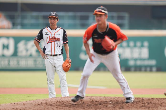 ▲統一獅隊宣布由林岳平擔任隊史第16代總教練。(圖/統一獅提供)