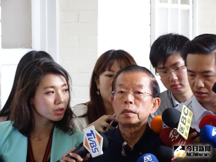 藍營要求謝長廷回台備詢 駐日代表處驚傳台籍工讀生確診