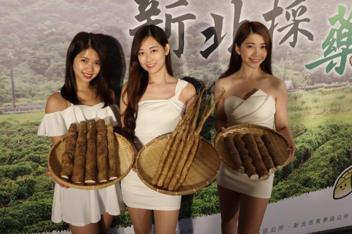 臺灣特有種「基隆原生山藥」在全台熱銷 大廚教你做料理