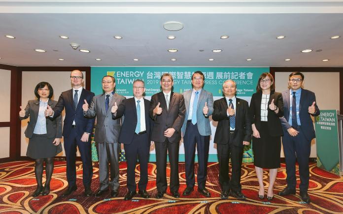 ▲「Energy Taiwan台灣國際智慧能源週」明(16)日登場,展覽包含太陽能、風能、氫能、智慧儲能,展出完整產業鏈產品以及相關製程及檢驗設備,預計吸引17,000人次國內外買主參觀採購。(圖/SEMI提供)