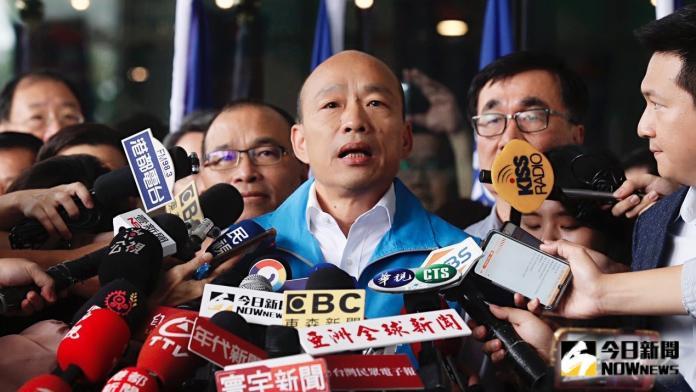 影/放韓假高市議會藍綠議員再交鋒 有薪資部分全捐出