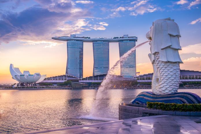 新加坡則排名第三(Shutterstock)