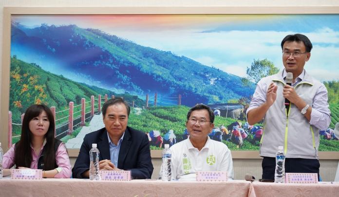 農民福利與年金制度座談 陳明文:預計退休可月領1萬5