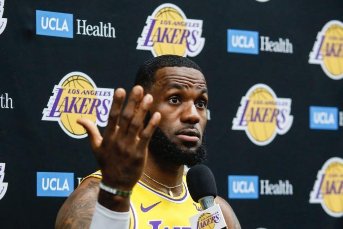 NBA/詹皇缺陣湖人<b>連敗</b>不止 美媒曝光球隊補強計畫