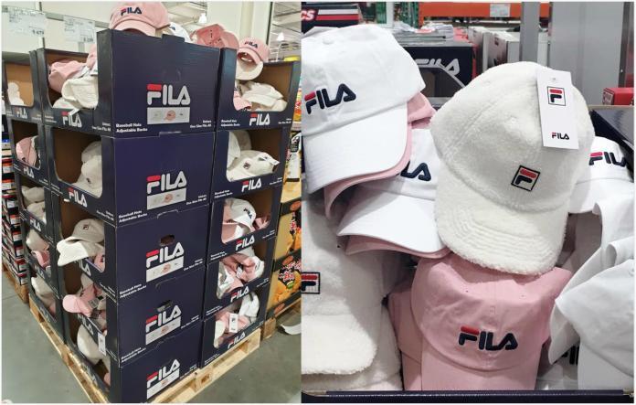 ▲一名女網友在臉書貼文分享,好市多開賣知名運動品牌的休閒棒球帽,不僅價格比官網便宜,還有「特殊色」引發網友高度熱議。(圖/翻攝自臉書《 Costco 好市多商品經驗老實說》)