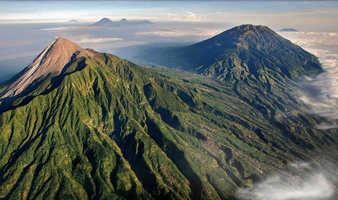 ▲火山。(示意圖/翻攝自 pixabay )