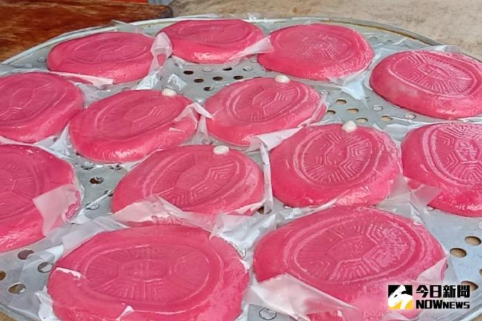 百年老店傳統糕點 紅龜粿傳承四代