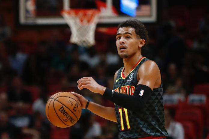 ▲Trae Young。(圖/美聯社/達志影像)