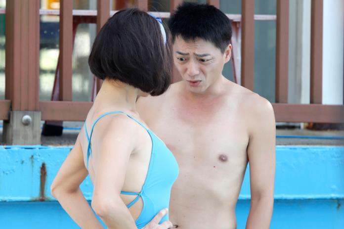 女星穿泳衣破尺度上鏡 美到藍葦華頻吃螺絲卡詞