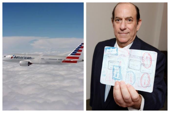 飛機搭到飽!男連吃早餐也坐<b>頭等艙</b> 航空公司崩潰破產