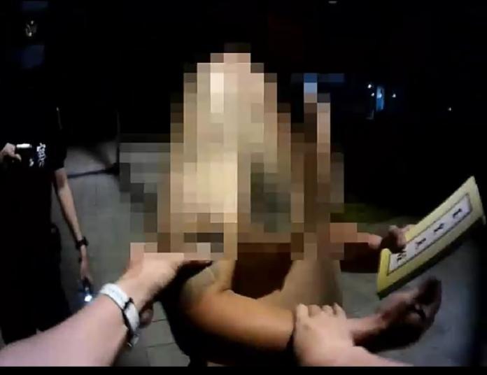 男子半夜拿經書「露鳥」騷擾女店員 警噴辣椒水逮捕
