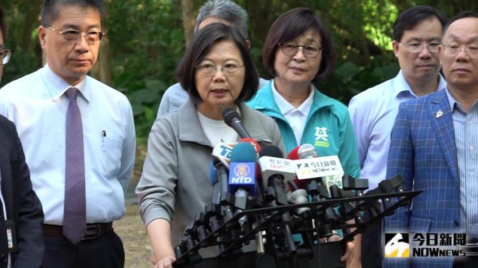 台灣該不該修憲?總統蔡英文表態了!