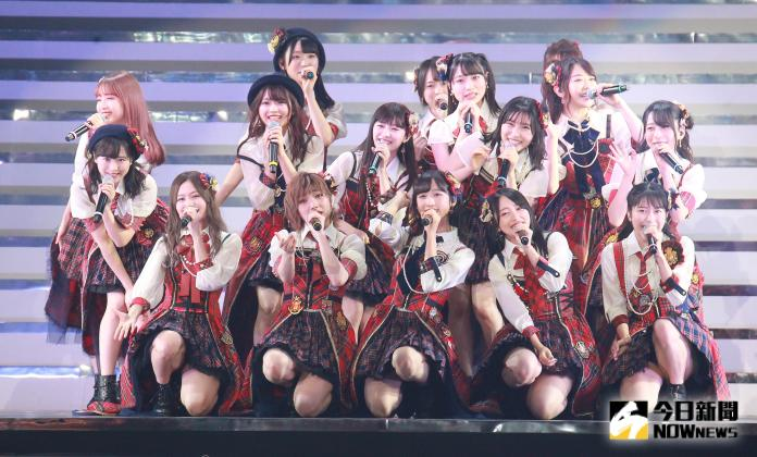 ▲AKB48台北演唱會。(圖/記者葉政勳攝 , 2019.10.19)