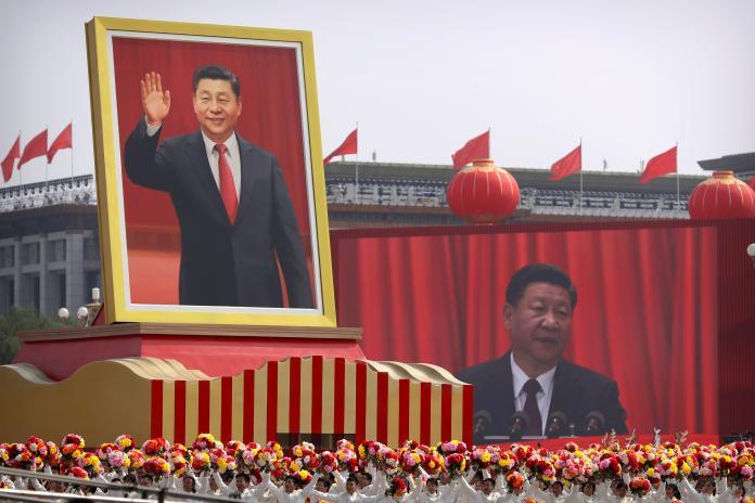 ▲中國國家主席習近平獲終身任期後,加大迫害宗教力道。(圖/美聯社/達志影像)