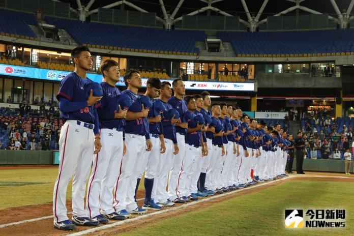 亞錦賽/擊敗日本奪冠 中華教頭:國內棒球一定會進步