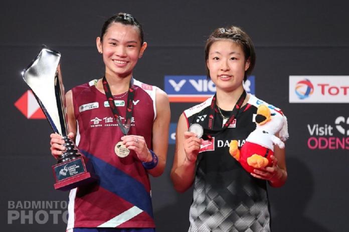 羽球/小戴放棄衛冕丹麥賽 奧原希望成女單最強輕鬆晉8