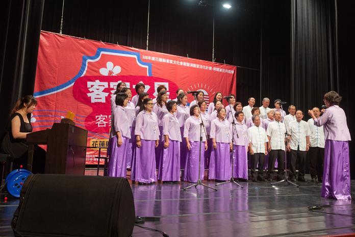 客家之星歌謠比賽 近百組隊伍參賽爭獎金