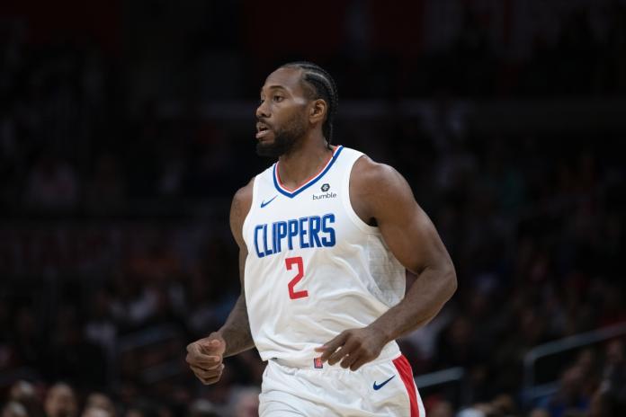 NBA/Kawhi狂砍33分14籃板5抄截 快艇淘汰<b>獨行俠</b>闖次輪