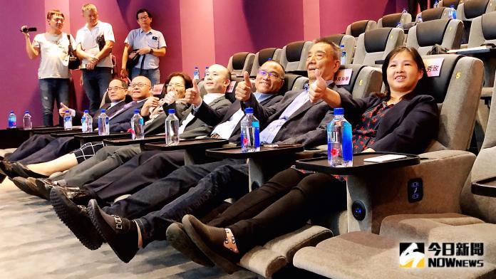 高雄五福商圈豪華影城進駐 親子影廳看電影還可以<b>溜滑梯</b>