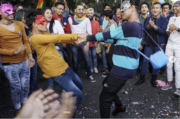 今年11月24日印度德里將舉辦第五屆「德里酷兒驕傲」系列活動。(IG:iammohil)