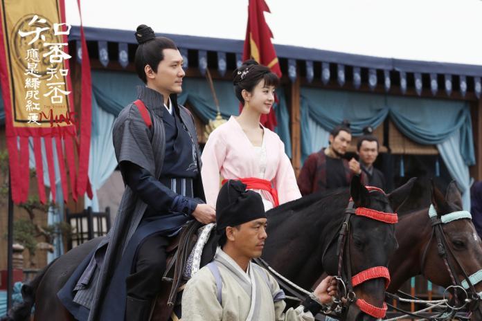 <br> ▲馮紹峰在知否中飾演浪子顧廷燁,用計娶到趙麗穎。(圖/緯來提供)